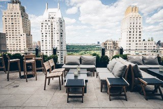 The Roof Gerber Group At Viceroy New York If You Would Like To Offer A Beautiful View On Top Of City As Last Memory For Your Wedding Weekend